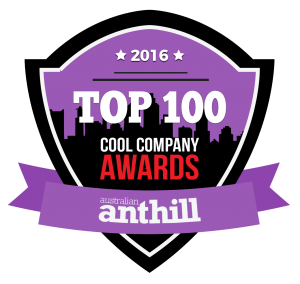 2016 Cool Company Top 100 SponsoredLinX