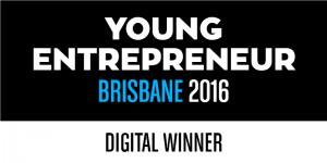 brisbane digital young entrepreneur award